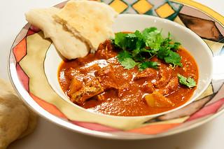 murgh makhani, butter chicken
