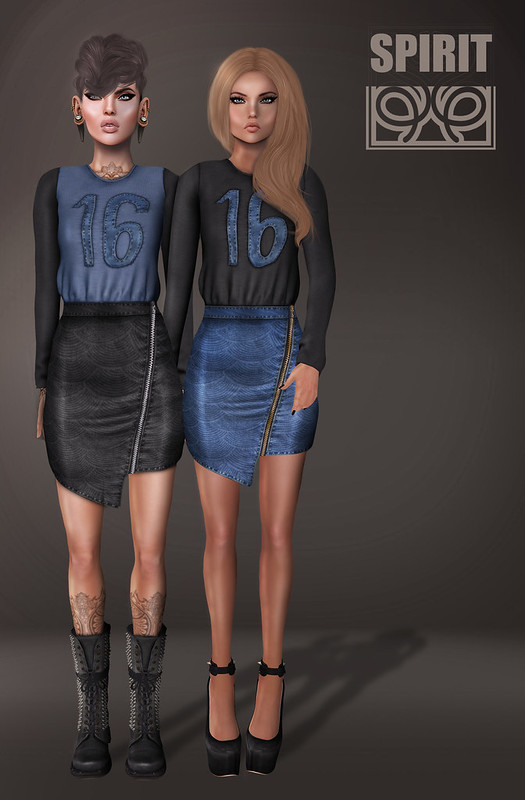 Look # 404 [ Spirit Store - Sixteen outfit]