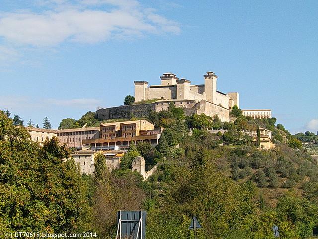 Spoleto - Rocca