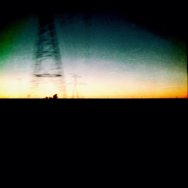 Giants on the horizon line #Texas #AlbumCover