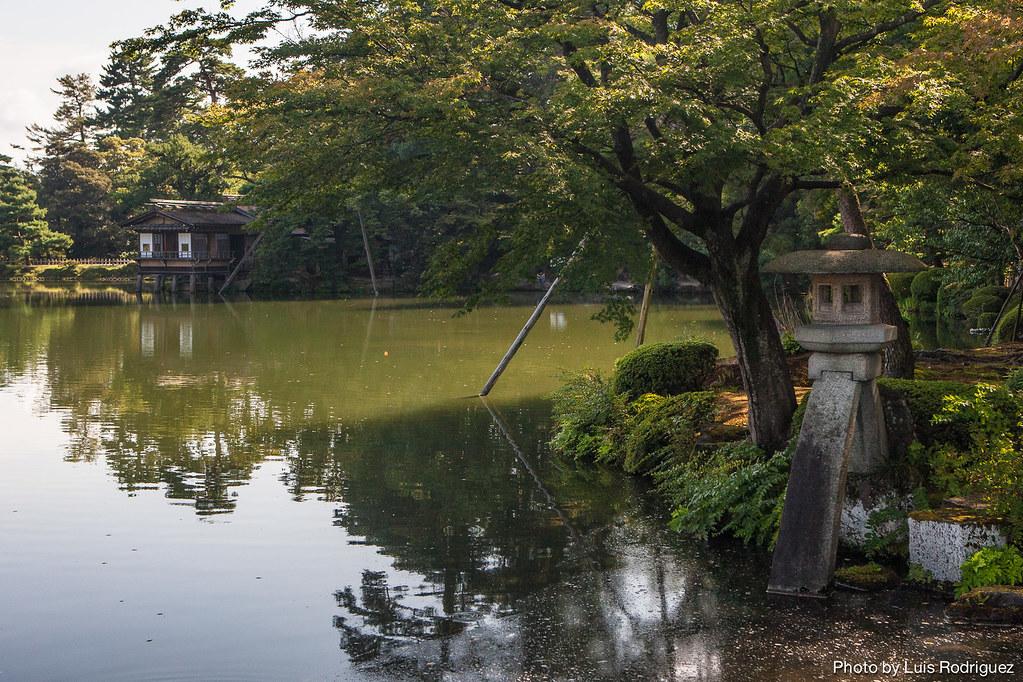 Kenroku-en en Kanazawa-11