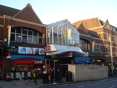Picture of Clapham Junction Station
