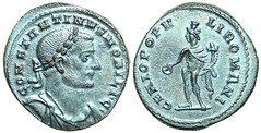 Constantine coin London Mint