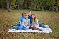 Green Family Portraits