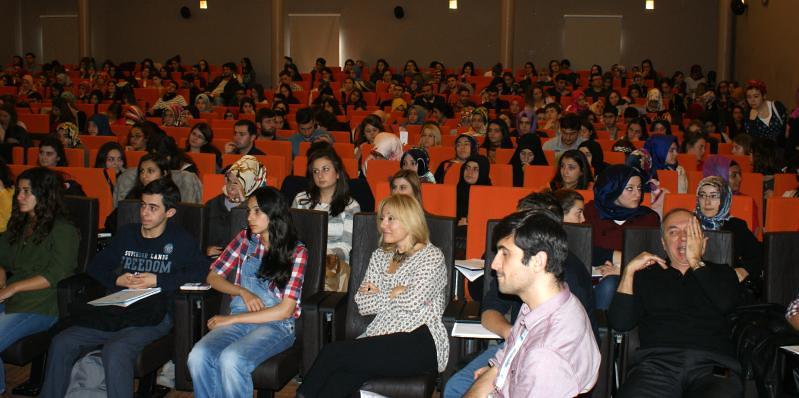 """Selçuk Erez ile """"Yaratıcılık"""" konferansı gerçekleştirildi. 2"""