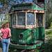 Old Brisbane Tram by darkday.