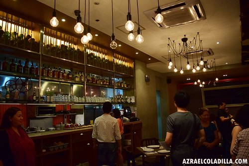 Cue Modern Barbecue restaurant Bonifacio High Street BGC Food Crawl Adventure (1)
