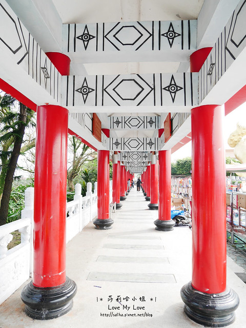 基隆景點一日遊中正公園大佛廣場 (36)