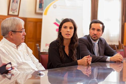 """Reunión junto a Ministra Calletti """"Polo de Mujeres"""""""