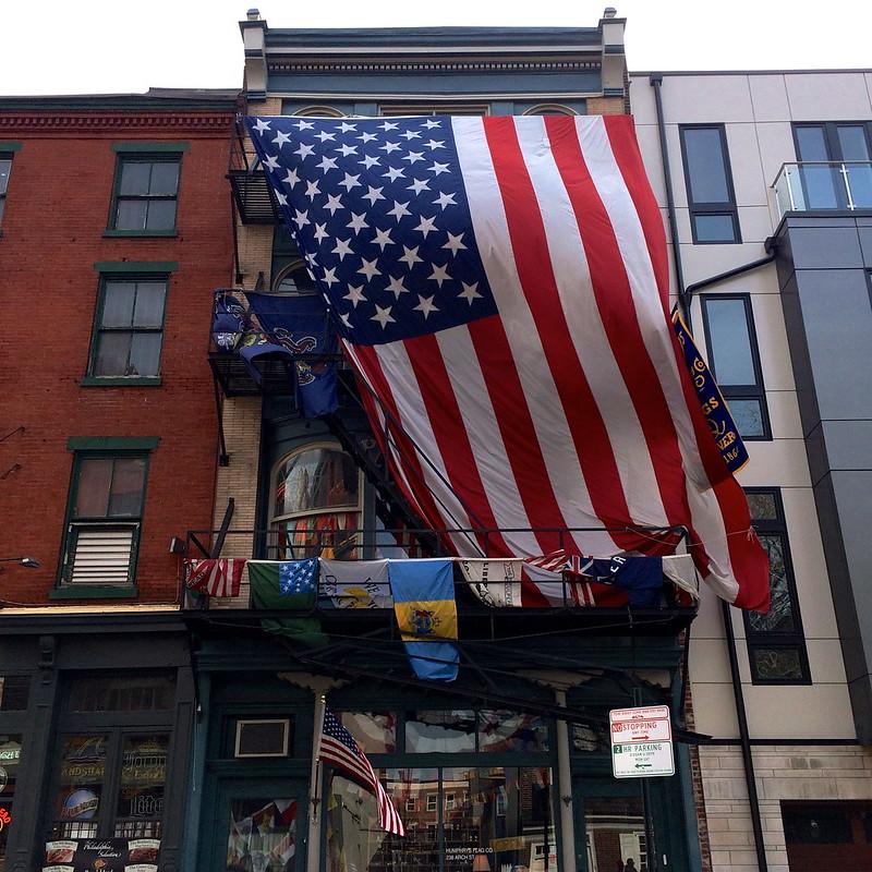 Humphrys Flags Philadelphia PA