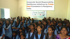 Corporate Social Responsibility activities India
