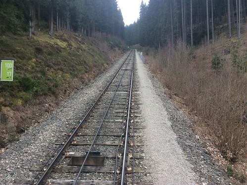 Oberweißbacher Bergbahn - Obstfelderschmiede/Lichtenhain