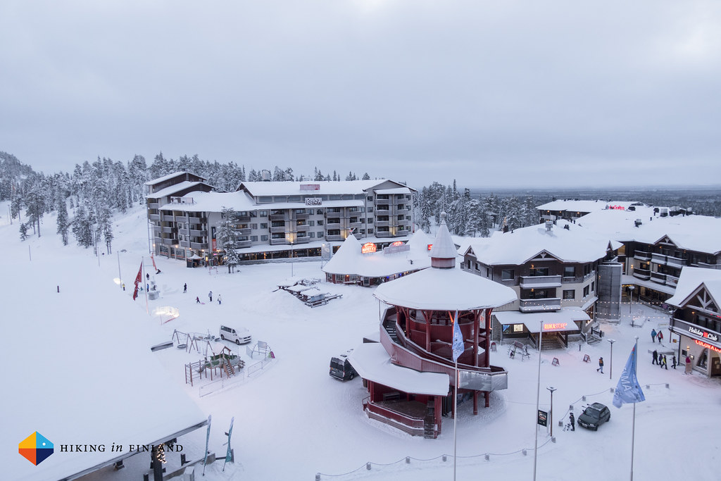 Ruka Village Centre