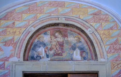 Bucciano (BN), 2017, Il Santuario della Madonna del Taburno.