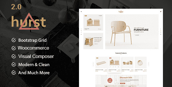 Hurst WordPress Theme free download