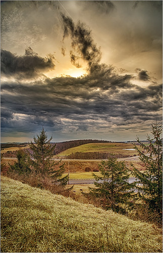 grass cloudsky landscape sunset plants nature scenics land meadow beautyinnature hill everypixel trees summer 2017 tree pinetree trolley outdoors ruralscene sky sunlight farm agriculture weather field prairie frostburg maryland unitedstates us