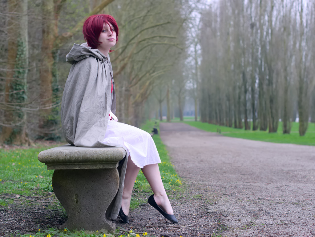 related image - Shooting Akatsuki no Yona - Parc de Sceaux -2017-03-24- P2030030