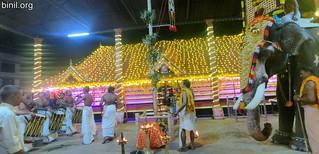 Thrissur Veliyannurkkavu Bhagavathy Temple 3
