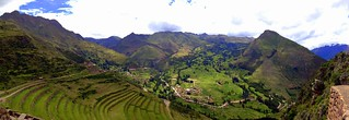 Sacred Valley | Heiliges Tal | Pisac | Ruinen | terraces
